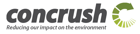 concrush logo